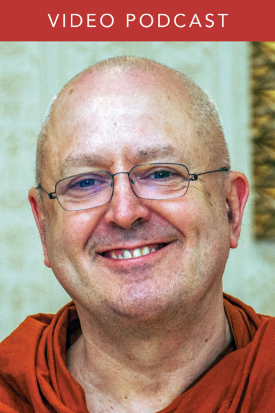Ajahn Brahm: Letting Go, Stillness, and Vanishing