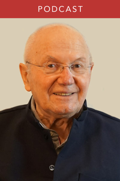 Larry Rosenberg: Early Pioneer of Buddhism in the West