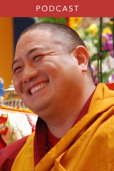 Shechen Rabjam Rinpoche: Spiritual Heir to a Tibetan Master