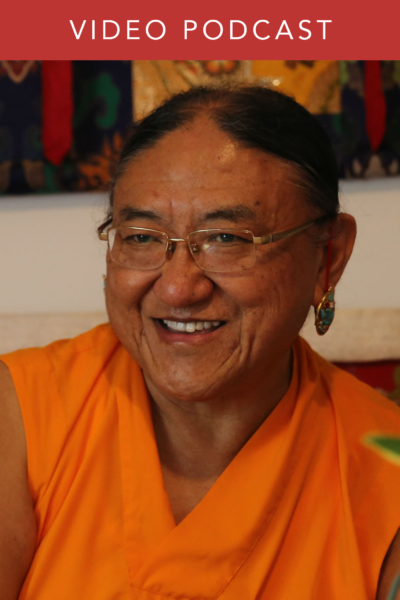 Wisdom Video Podcast: His Holiness the Sakya Trichen