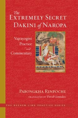 The Extremely Secret Dakini of Naropa