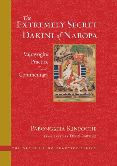 The Extremely Secret Dakini of Naropa