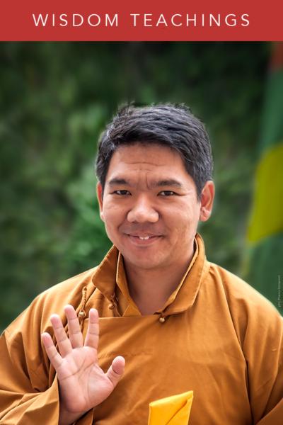 Serkong Tsenshab Rinpoche on Dependent Arising, Talk 1 (Wisdom Teachings)