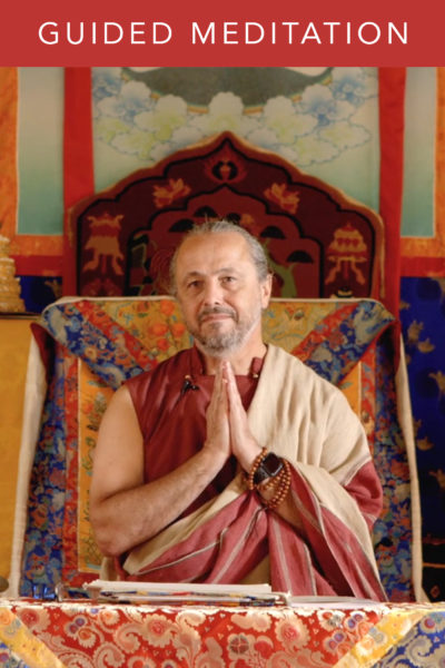 Dr. Alejandro Chaoul: A Guided Meditation