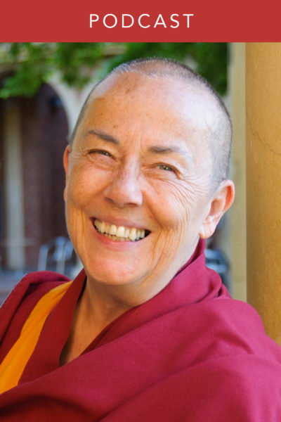 Venerable Robina Courtin: Understanding the Buddha's Teachings for Ourselves