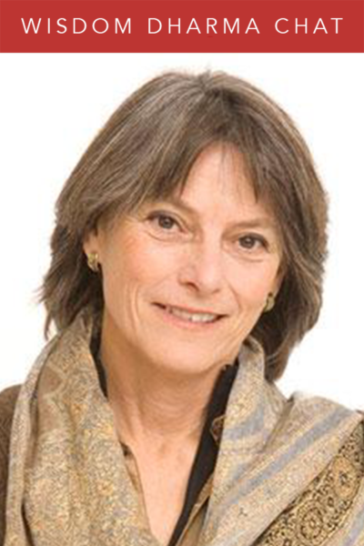 Wisdom Dharma Chats | Sarah Harding