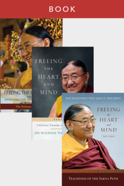 The Freeing the Heart and Mind Trilogy