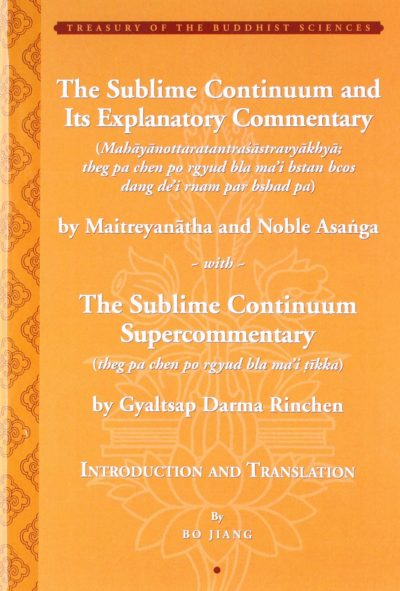 The Sublime Continuum and Its Explanatory Commentary