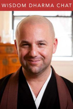 Wisdom Dharma Chats | Koshin Paley Ellison