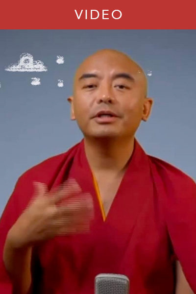 Yongey Mingur Rinpoche on the Nature of the Mind