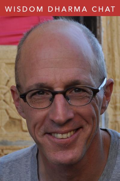 Wisdom Dharma Chats | Marc Wennberg