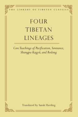 Four Tibetan Lineages