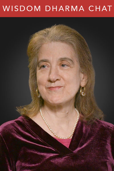 Wisdom Dharma Chats | Anne C. Klein