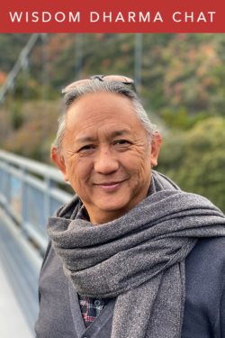 Wisdom Dharma Chats | Dzigar Kongtrul Rinpoche