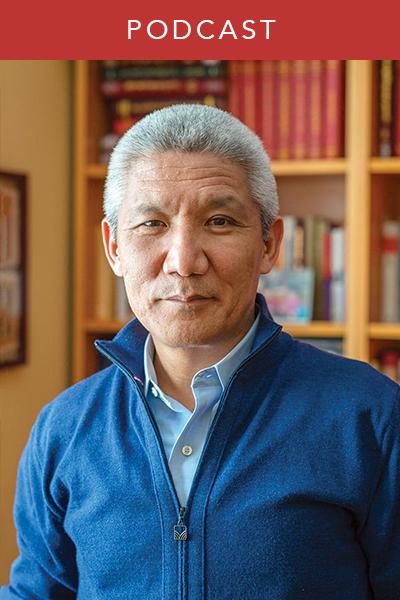 thupten jinpa podcast wisdom podcast Tibetan Buddhism Tsongkhapa