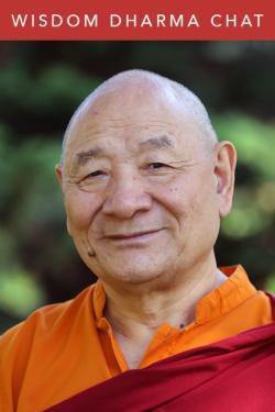Wisdom Dharma Chats | Lama Migmar Tseten