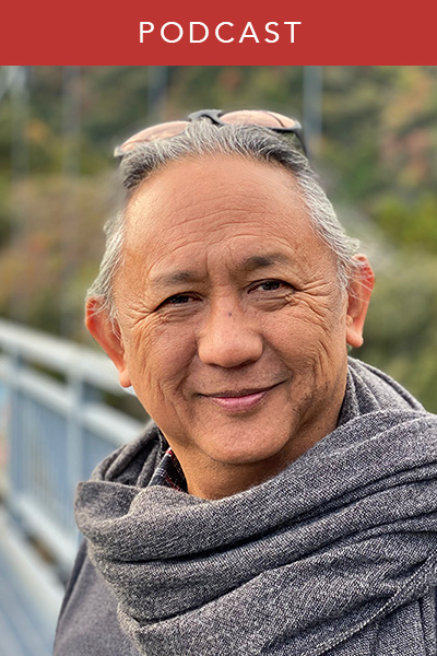 dzigar kongtrul rinpoche wisdom podcast interview tibetan buddhism patience peacful heart