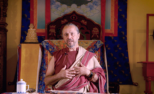 Alejandro Chaoul - Tibetan Yoga Course - Buddhism online course