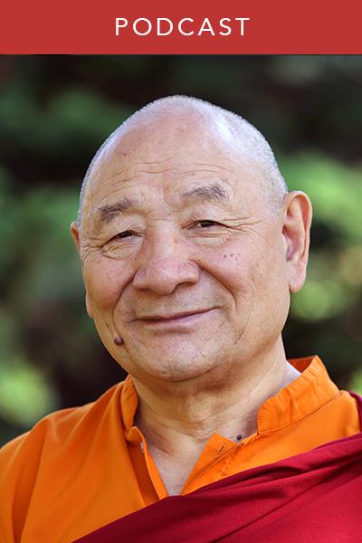 Lama Migmar Tseten: The Play of Mahamudra (#114)