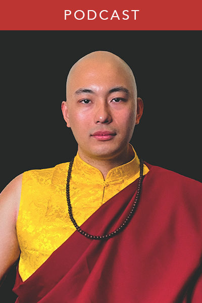 Kyabje Kalu Rinpoche: Lineage, Renunciation, and Engaged Buddhism (#120)