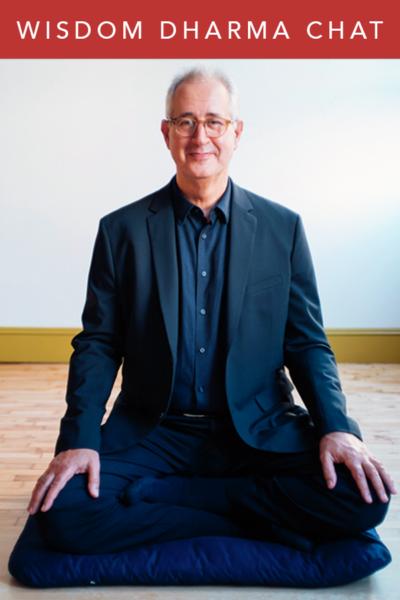 Wisdom Dharma Chats | David Nichtern