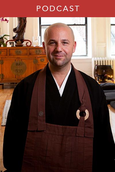 Koshin Paley Ellison contemplative care Zen Buddhism interview podcast